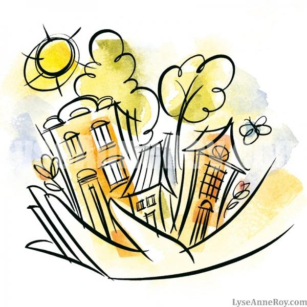 Maisons de quartier
