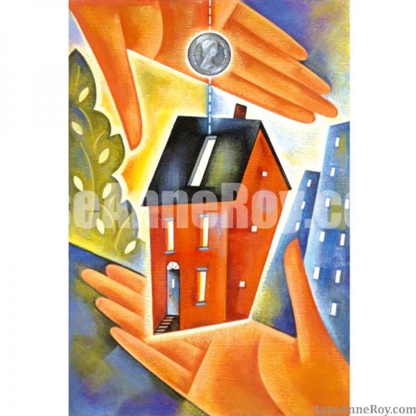 Épargne maison