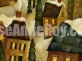 Noël à la carte (Paysage)