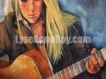 Guitare - Adréanne A. Mallette