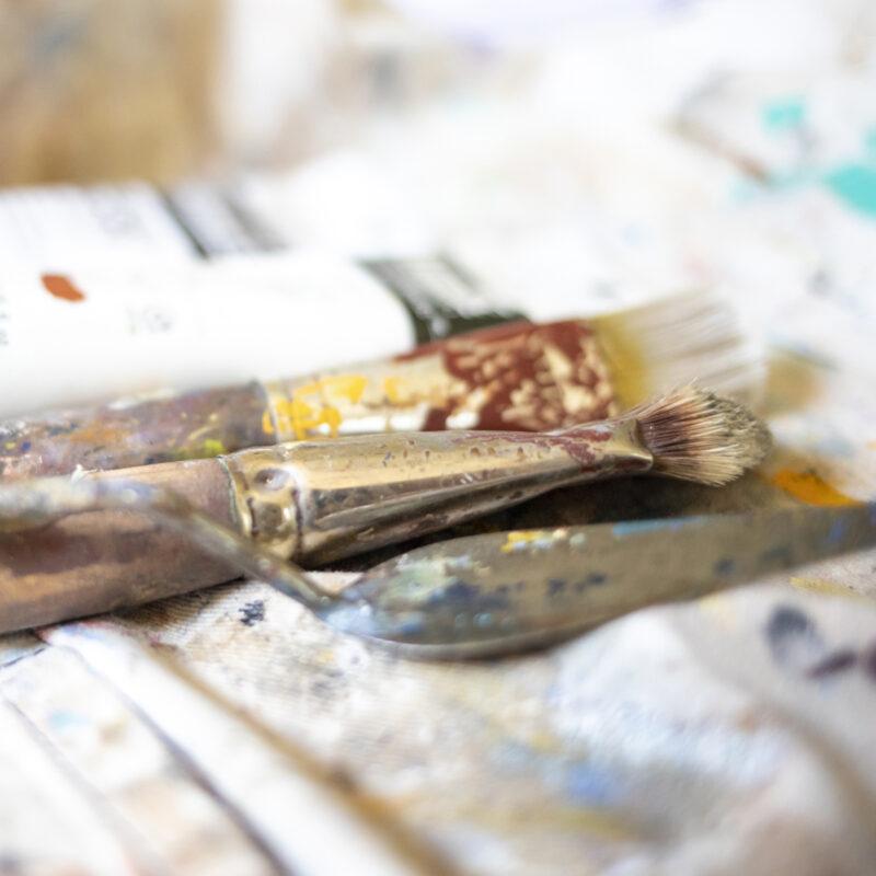 Cours de peinture : Sur les pas des grands maîtres…