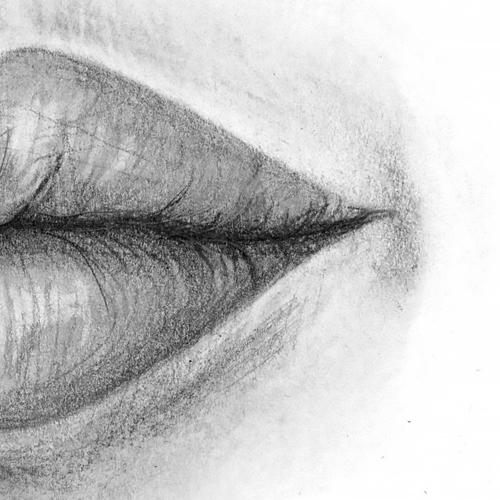 Comment dessiner une bouche?