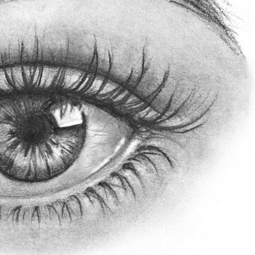 Comment dessiner un oeil?