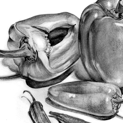 image capsule la poivron